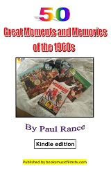 1960s Great Moments and Memories Kindle Cover