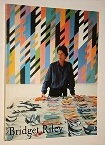 Cover of Bridget Riley: Paintings 1982-1992 - Paperback